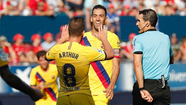 save off 6d00a ab7e9 Arthur Melo scores his first-ever Barcelona goal in draw ...