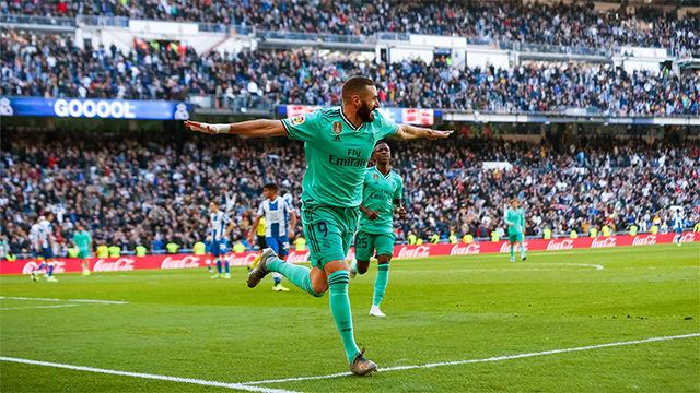 Así queda la clasificación de LaLiga Santander, después del Real Madrid - Espanyol