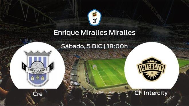 Previa del encuentro: Crevillente Deportivo - CF Intercity