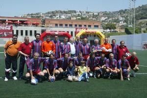 7.Sergio Busquets2005-2006