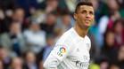 La afición ha pitado a Cristiano Ronaldo
