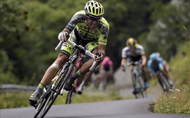 dolor rodilla delante ciclismo