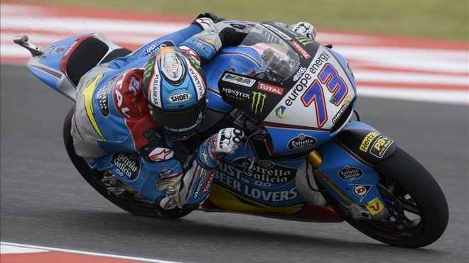 Bagnaia se lleva la carrera de Moto2