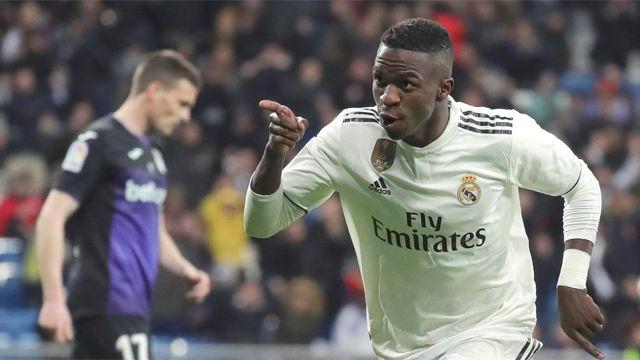 Así fue la cómoda victoria del Madrid sobre el Leganés