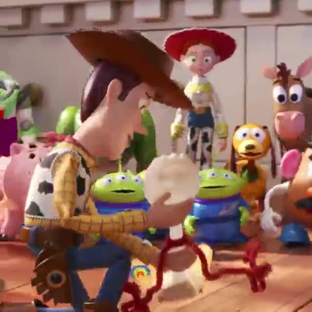 Así se ve el primer trailer de Toy Story 4