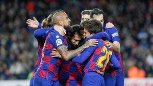 El Barça buscará el pase a los octavos de la Copa y mantener el liderato en Liga