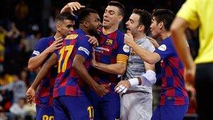 El Barça se dio un baño de autoestima ante Inter