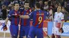 El Barça regresó con fuerza a la OK Liga golenado al Igualada