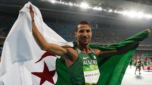 El campeón argelino, investigado por dopaje
