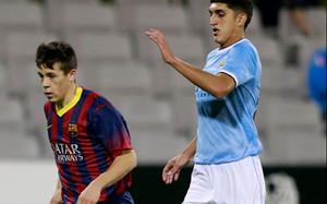 La de Carles Pérez es una sensible baja tanto para el juvenil B del Barça como para la selección