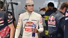 Carlos Sainz tomará la salida en Sochi