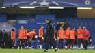 El césped de Stamford Bridge no está en buenas condiciones