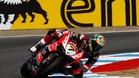 Chaz Davies se impuso en la carrera de Superbikes de Laguna Seca