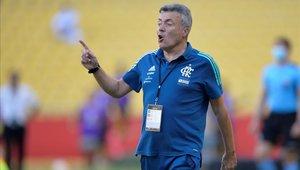 Domènec Torrent vive un momento dulce con el Flamengo