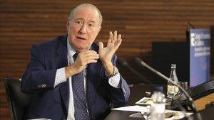 El economista J.M. Gay de Liébana sufre un cáncer con metástasis