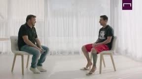 La entrevista completa de Messi a Goal