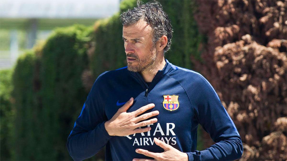 La era de Luis Enrique con la MSN en el Barça