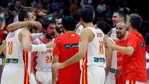 España venció a Polonia en los cuartos de final (90-78)
