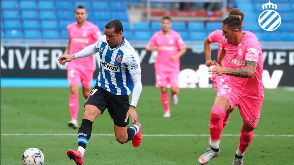 El Espanyol no puede con el Mallorca
