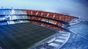 Este es el mosaico que desplegará el Barcelona en la final de la Copa