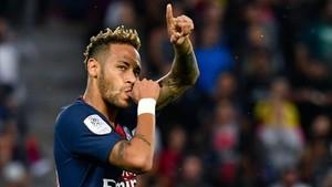 Florentino Pérez sigue soñando con Neymar