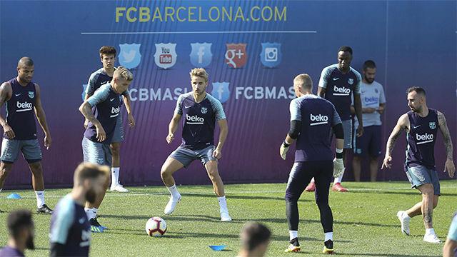 El giro de guión que mantendrá en el club a un futbolista del Barça