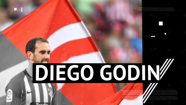 Godín, el rey de los goles de cabeza
