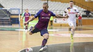 Industrias y Barça se verán las caras en Sabadell y no en Badalona