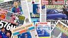 Las portadas tienen a un único protagonista: Neymar