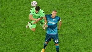 Lazio y Zenit se vuelven a ver las caras