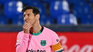 Leo Messi ya ha demostrado su compormiso con el Barcelona