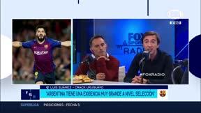 Luis Suárez explica cómo cuidan a Ansu Fati y a Griezmann en el vestuario