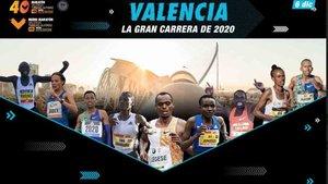 Maratón Valencia ha anunciado sus primeros participantes