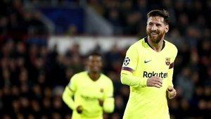 Messi, en Eindhoven