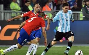 Messi es el gran peligro que se cierne sobre Chile