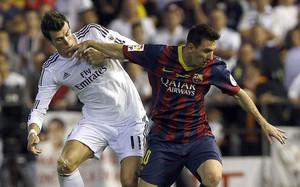 Messi reparecerá en el Santiago Bernabéu si cumple los plazos previstos de su recuperación
