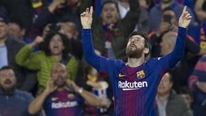 Messi es uno de los grandes protagonistas de la Liga
