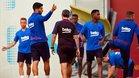 Muchos jugadores del filial participarán en la preparación para el duelo ante el Cartagena