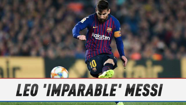 Nadie supera a Messi: es el máximo goleador histórico de las cinco grandes ligas