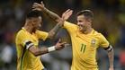Neymar todavía sueña con reunirse en París con Coutinho