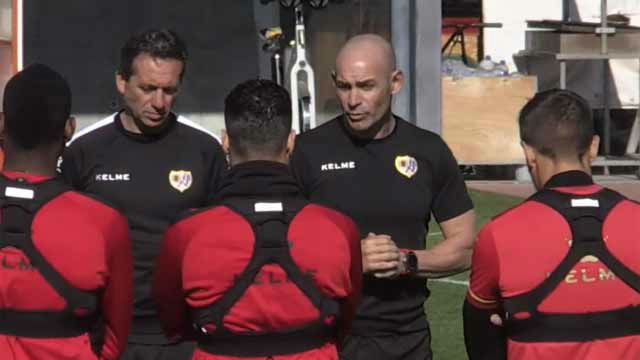 Paco Jémez ya trabaja en la recuperación del Rayo Vallecano