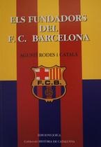 Portada del libro Els fundadors del FC Barcelona