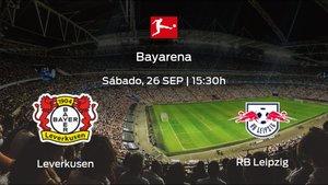 Previa del encuentro: el Bayern Leverkusen recibe al RB Leipzig