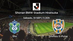 Previa del partido: el Shonan Bellmare recibe al Shimizu S-Pulse