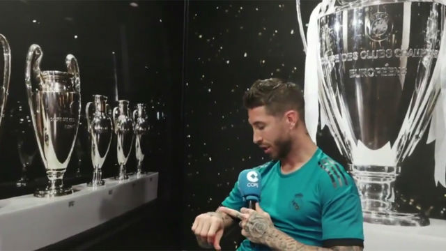 ¿Qué significa cada tatuaje para Sergio Ramos?
