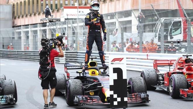 Ricciardo gana en Mónaco y cierra el fin de semana perfecto