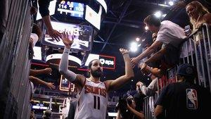 Ricky Rubio ha empezado con buen pie su aventura en los Suns