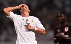 Ronaldo, en su vertiente más personal