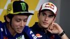 Rossi encendió la 'mecha' con sus acusaciones a Márquez en Sepang 2015