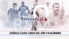 Rusia 2018 | Alemania, eliminada del Mundial tras caer ante Corea